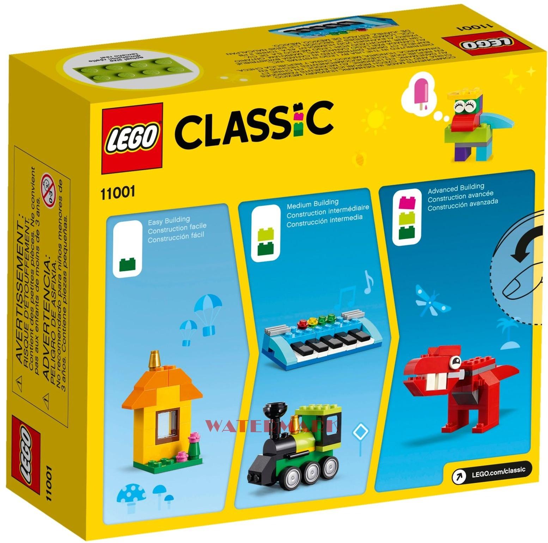 Lego Classic 11001 Klocki Pomysły